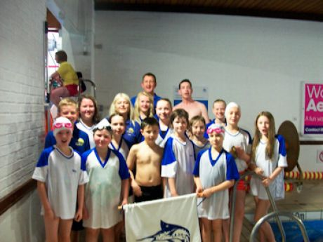 More medals for Marlins at Norwich and Kings Lynn