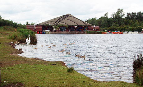 Norwich Open Water, Whitlington Lakes